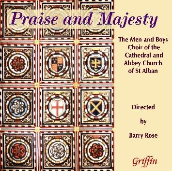 Praise and Majesty GCCD 4076