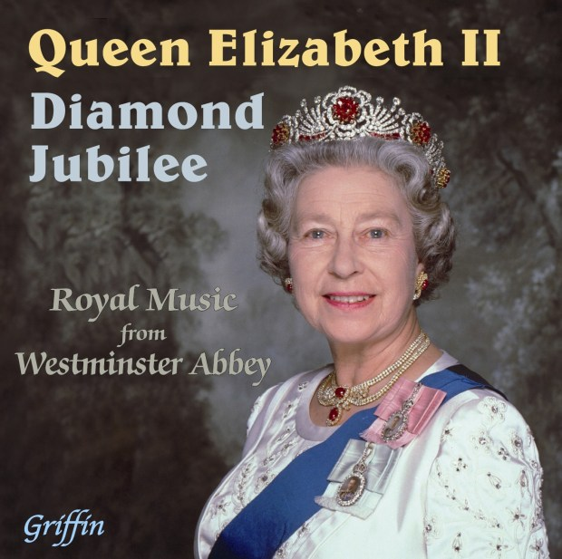 Queen Elizabeth II - Diamond Jubilee GCCD 4077