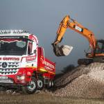 Gavin Griffiths Lorry and Digger