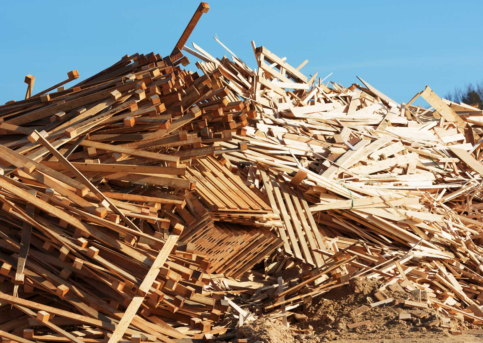 Wood Recycling Swansea