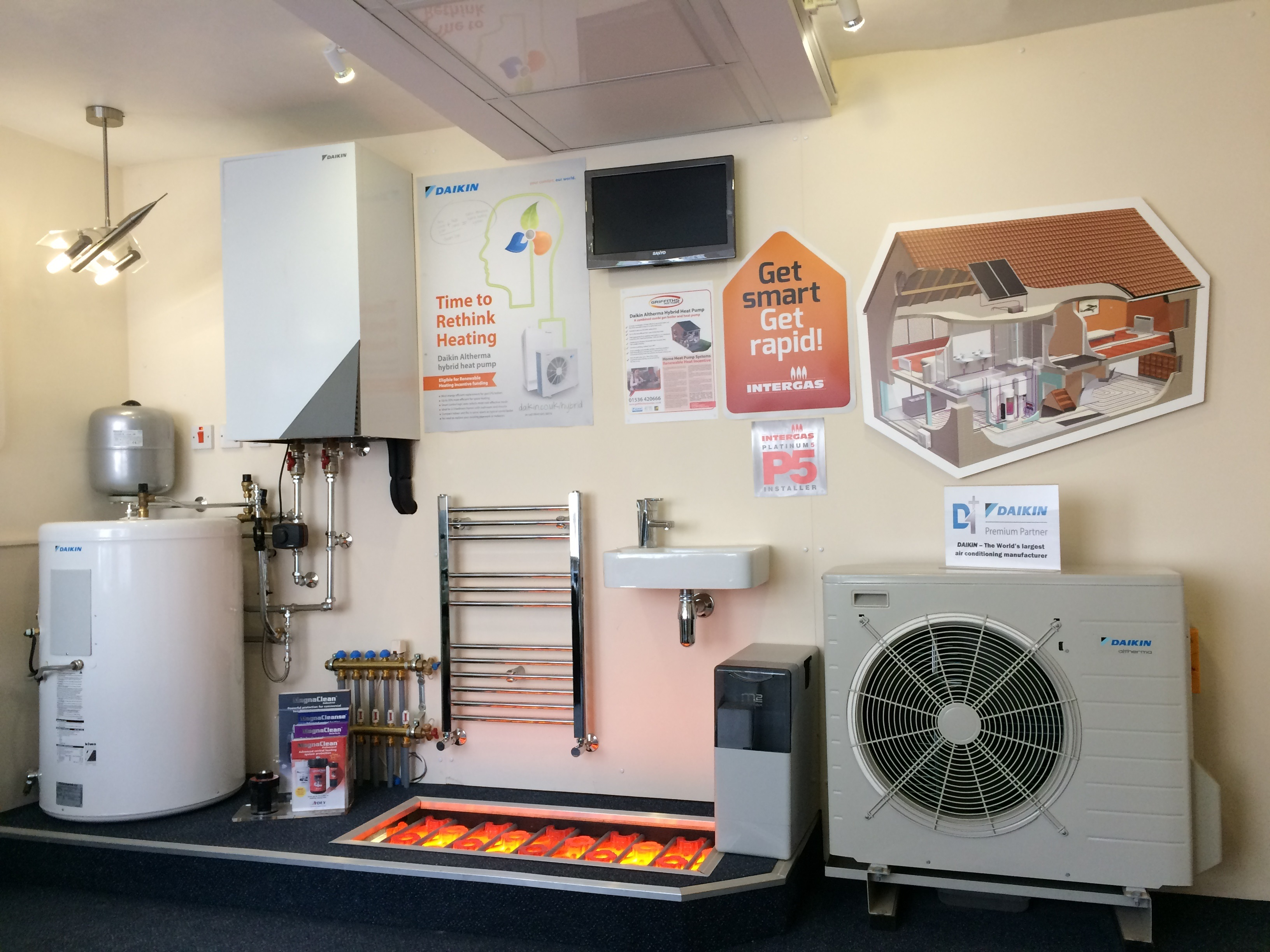 Air Source Heat Pumps Kettering