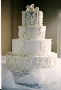 Griffs Goodies Wedding Cakes