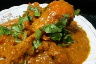 chicken changeji