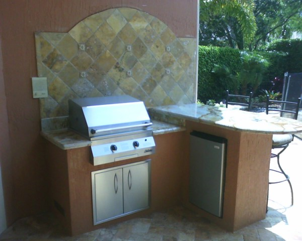 new custom outdoor kitchens in florida     Gas Grills  Parts     new outdoor kitchen built in infrared grill island
