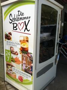 Schlemmerbox Grillfleischautomat Freising