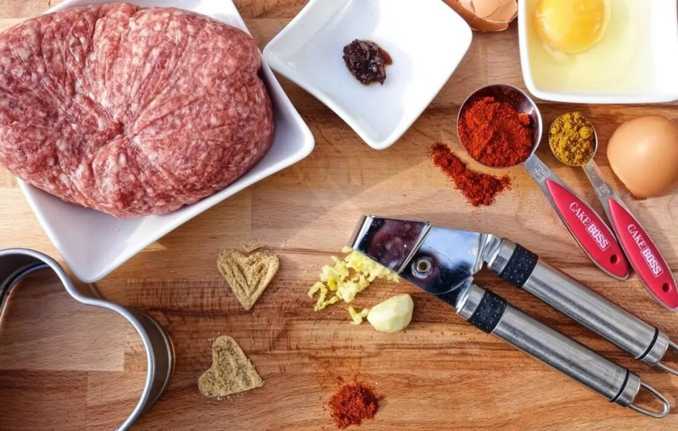 beste hamburger recept