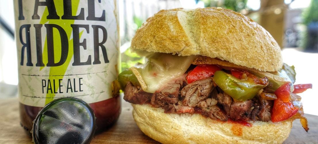 Philly Cheese Steak Sandwich recept