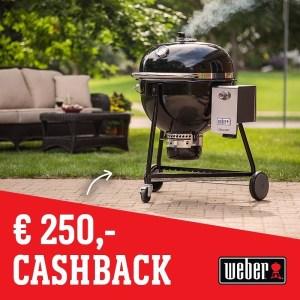 Weber Cashback