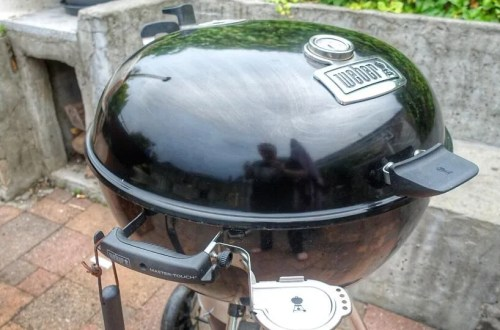 Review: Weber Master Touch Premium