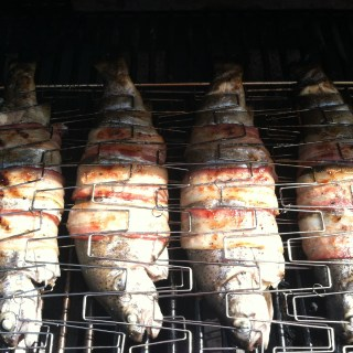 Bacon Good: Smoky Bacon Wrapped Trout
