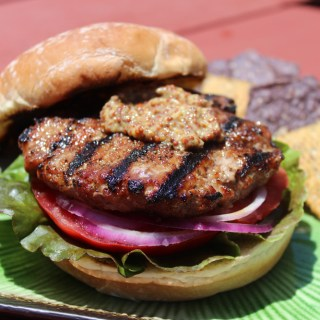 Grill Skill: Simple, Moist and Delicious Turkey Burgers