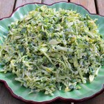 Get Your Green On For St. Paddy's Day – Emerald City Slaw