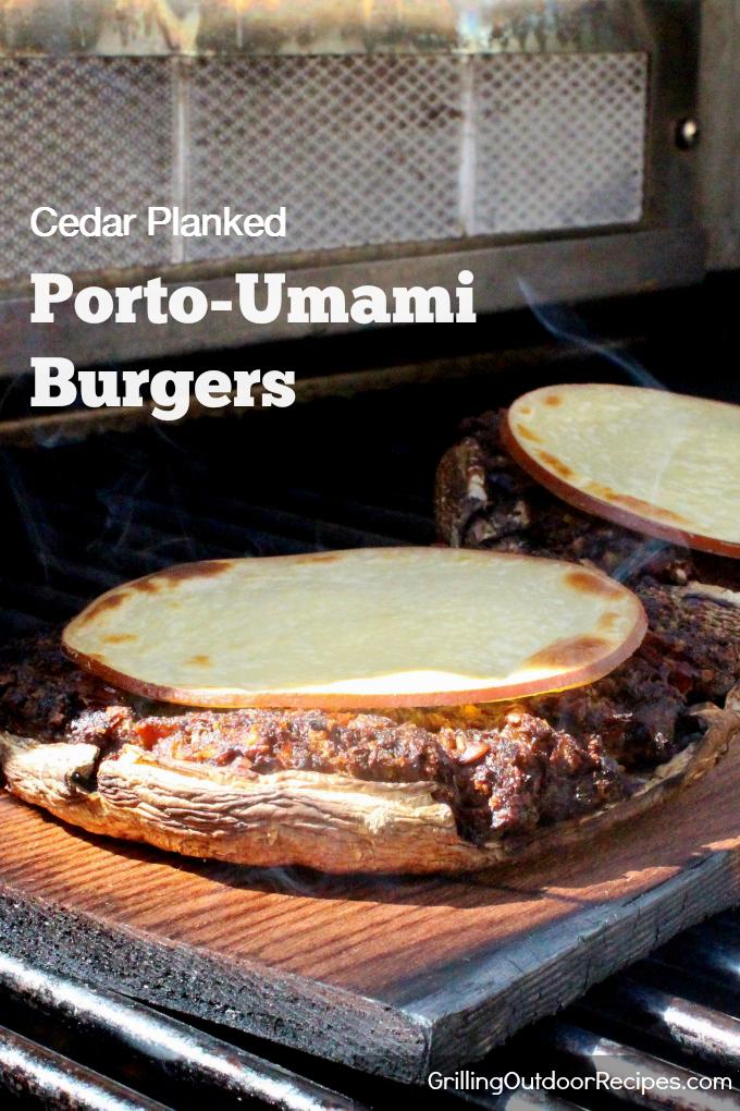 Porto-Umami Burgers v