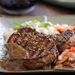 Bulgogi Pork Chop