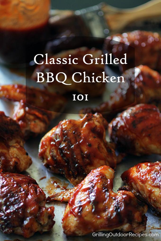 Classic BBQ Chicken -v
