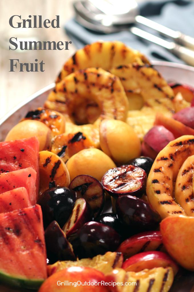 Grilled Fruit - v