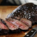Black Garlic London Broil