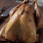 Salt and Pepper Dry Brined Turkey