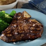 Red Wine Marinated Porterhouse