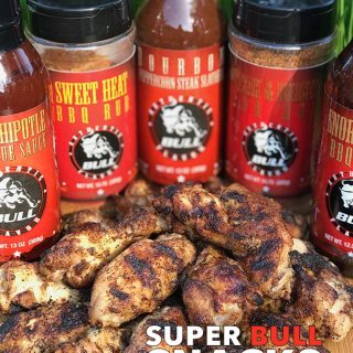 """SUPER BULL"" SNACKS"