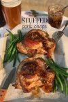 Stuffed Pork Chops with Jalapeño Chutney