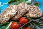 Nut-Crusted Goat Cheese
