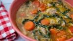 Ultimate Chicken & Cauliflower Soup