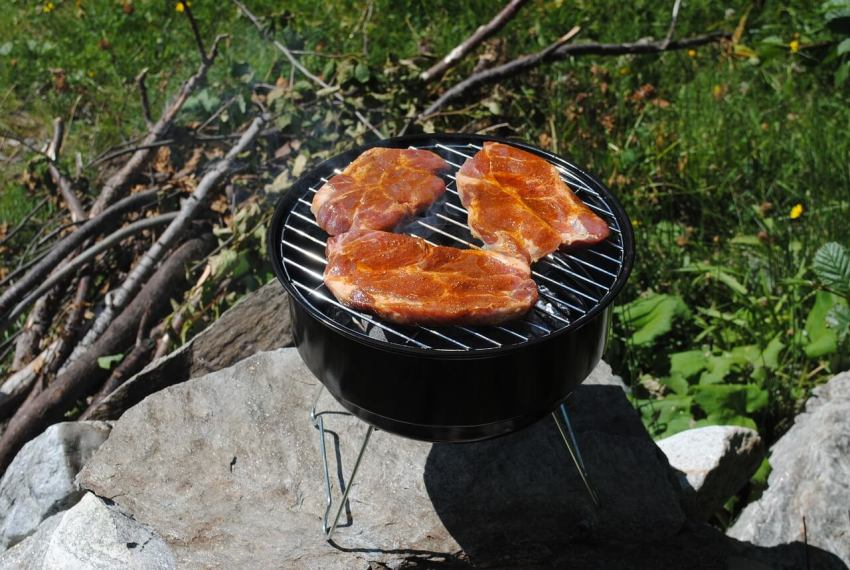 grillfass test