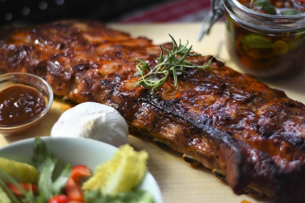 spareribs rack header