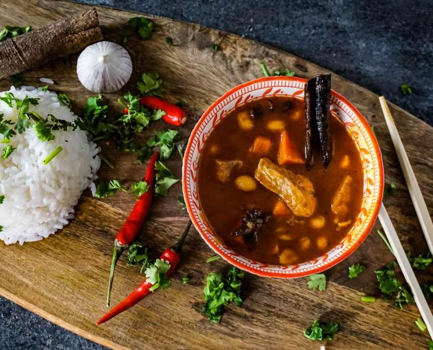 Massaman Curry Thai grillnations