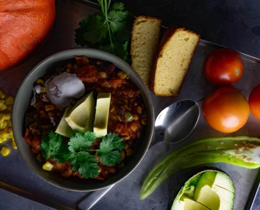 Chili con Kürbis Rezept Grillnations
