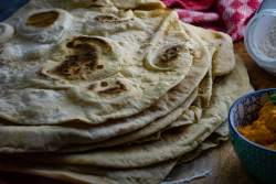 Naan Brot Rezept grillnations