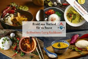 Thai Curry Kochboxen versandkostenfrei
