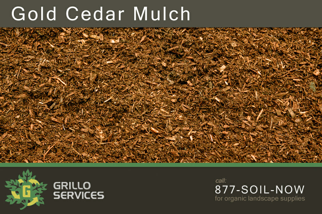 Pure Cedar Bark Mulch