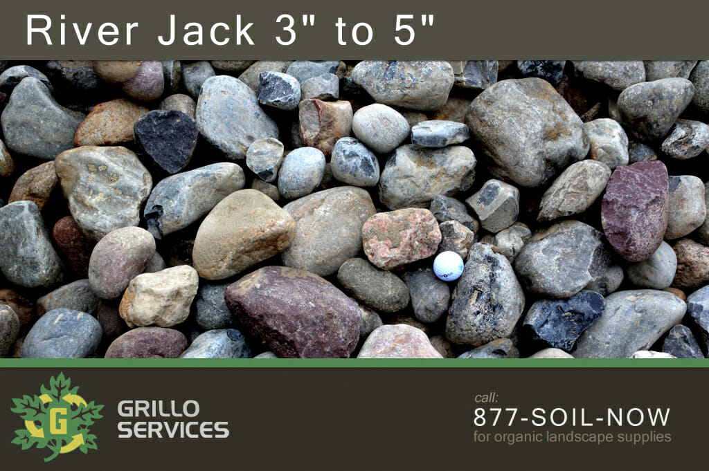"River Jack 3"" to 5"""