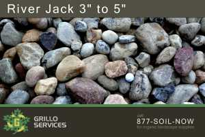 """River Jack 3"""" to 5"""""""