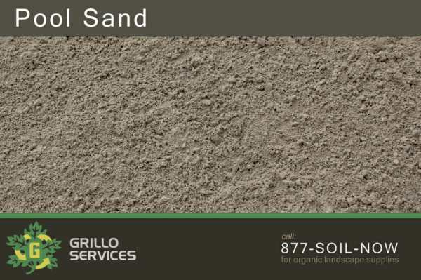 Pool Sand Ct, Grillo Services