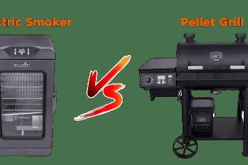 Electric Smoker vs Pellet Grill