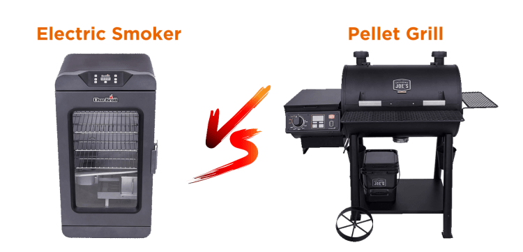 The Ultimate Comparison: Electric Smoker vs Pellet Grill (Pros & Cons)