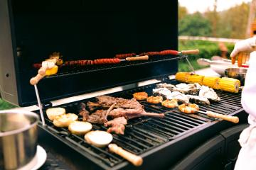 9 best gas grills with rotisserie in 2021