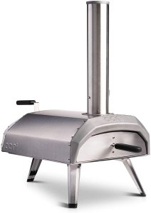 Ooni Karu gas grill pizza oven