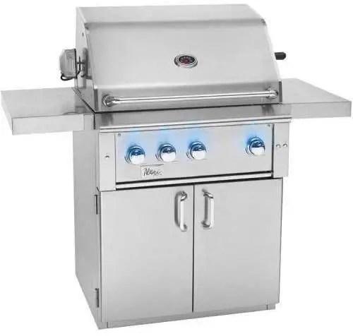 "Summerset Alturi ALT36T 36"" Stainless Steel 3 Burner Built-In Gas Grill"