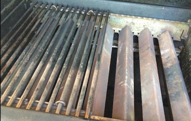 Reinstall The Flavorizer Bars & Cooking Grates