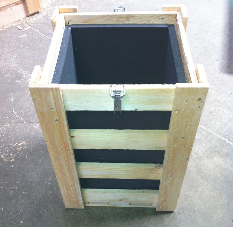 Fabrication Caisse En Bois Cheap Simply A Box Assemblage