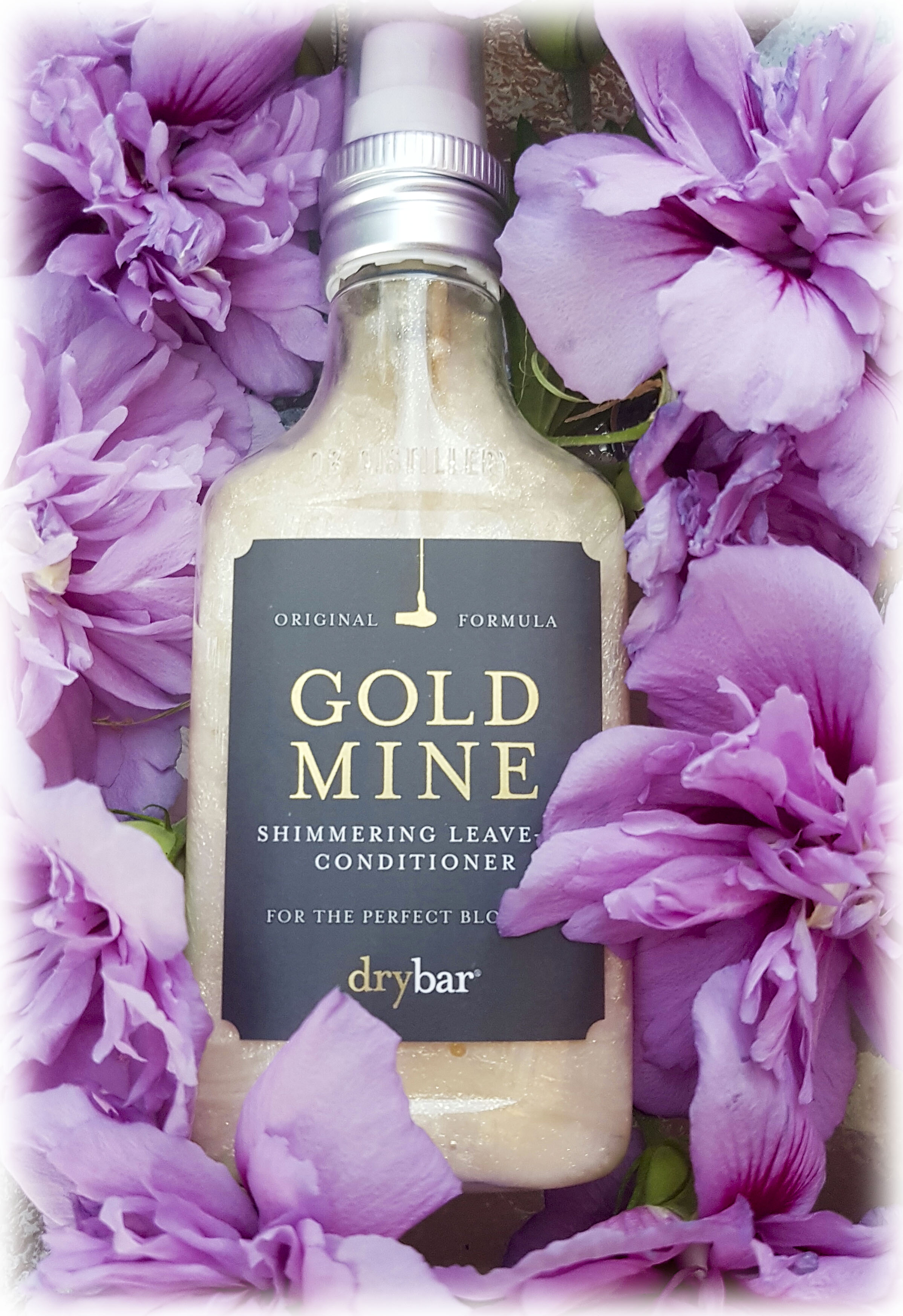 DryBar: Gold Mine Shimmering Leave In Conditioner