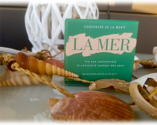 Околоочен крем на La Mer: Eye Concentrate