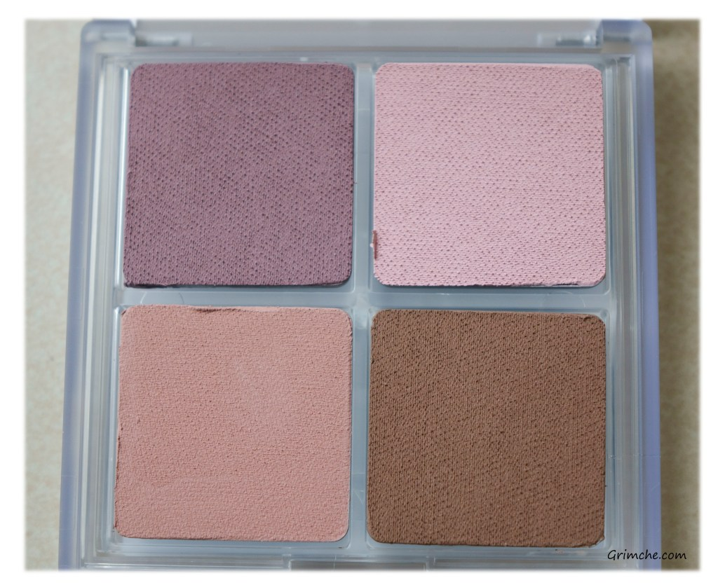 Milk Makeup Matte Quad