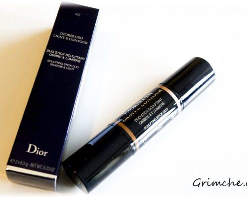 Dior Dual Blush Light and Contour Stick