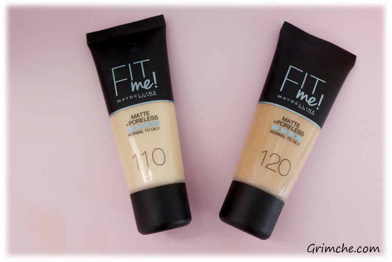 Фон Дьо Тенът Maybelline Fit me! Matte + Poreless 2
