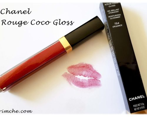 COCO CHANEL ROUGE GLOSS COVER